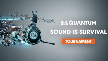 JBL Quantum Sound is Survival Tournament - Apex Legends Livestream Replay