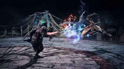 Soulcalibur VI - Hwang Announcement Trailer