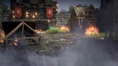 Siege Survival: Gloria Victis - The Siege of Edring Trailer
