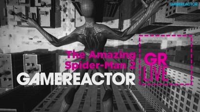 The Amazing Spider-Man 2 - Livestream-repris