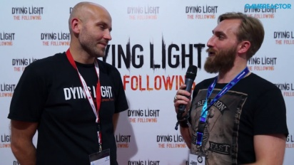 Dying Light: The Following - Producent-intervju