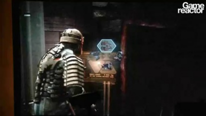 E3 Dead Space ingame