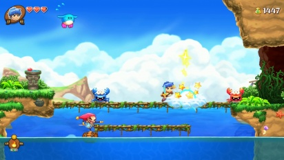 Monster Boy and the Cursed Kingdom - The Power of Six Trailer