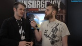 Insurgency: Sandstorm - Intervju med Andrew Spearin