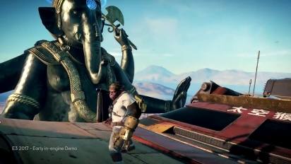 Beyond Good and Evil 2 - E3 2017 First In-Engine Demo