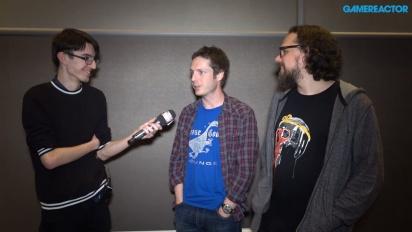 Get Even - Iain Sharkey & Stephen Long intervjuad