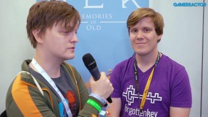 Aer - Gamereactor pratar med Robin Hjelte