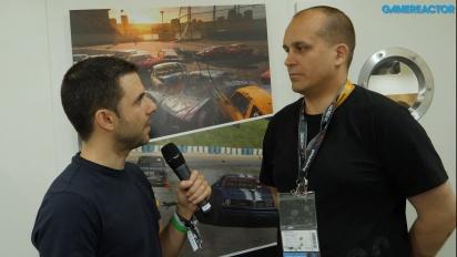 Wreckfest - Vi intervjuar Sakari Penttinen