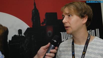Wolfenstein II - Vi pratar med Tommy Tordsson Björk