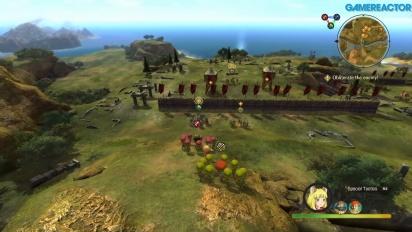 Vi spelar Ni no Kuni II: Revenant Kingdom