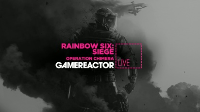 Livestream-repis - Rainbow Six: Sieges Operation Chimera och Outbreak på TTS