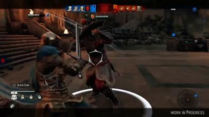 For Honor: E3 2018 Breach Gameplay Walkthrough