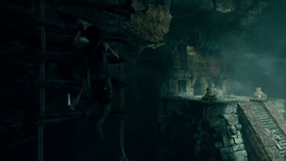 Shadow of the Tomb Raider - Deadly Tombs Trailer