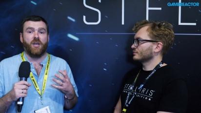 GRTV intervjuar Paradox om Stellaris Console Edition