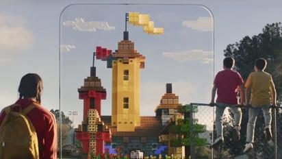 Minecraft Earth - Reveal Trailer