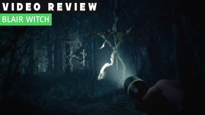 GRTV videorecenserar nya Blair Witch