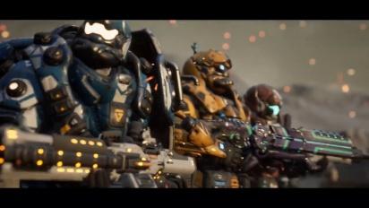 PlanetSide Arena - Cinematic Trailer