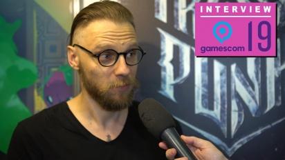 GRTV på Gamescom 19: Intervju med 11 Bit om Frostpunk: Console Edition