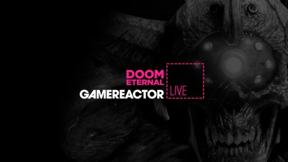 GRTV myser lite mer med Doom Eternal