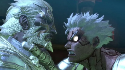 Asura's Wrath - US Launch Trailer