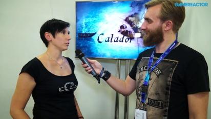 Risen 3 on PS4 - Jenny Pankratz-intervju