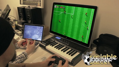 Sociable Soccer - Gameplay Sneak Peak