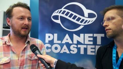 Planet Coaster - Intervju med Frontier Developments