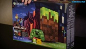 Vi packar upp Xbox One S: Minecraft Edition
