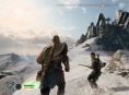 GRTV spelar God of War (Get to the Mountain Top)