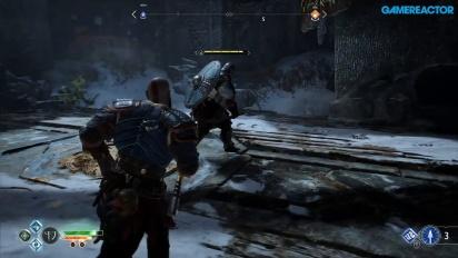 GRTV spelar God of War (så slaktar du en riddare!)