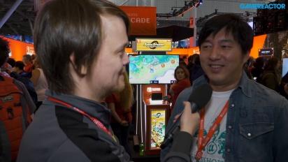 GRTV pratar med Suda51 om No More Heroes