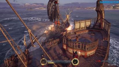 GRTV @ E3 2018: Assassin's Creed Odyssey (vi leker sjöbusar)