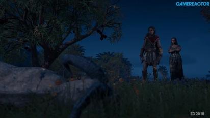 GRTV @ E3 2018: Assassin's Creed Odyssey (1)