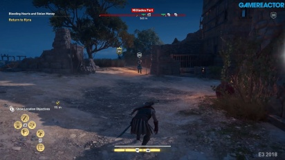 GRTV @ E3 2018: Assassin's Creed Odyssey (2)