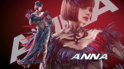 Tekken 7 - Season Pass 2 Reveal featuring Negan from AMCs The Walking Dead