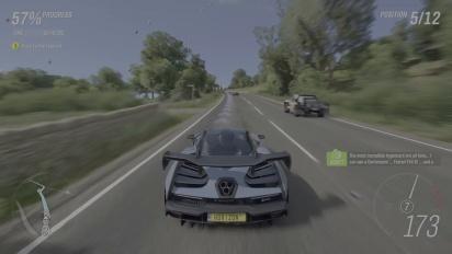 GRTV lirar de första 17 minuterna av Forza Horizon 4