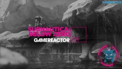 GRTV spelar lite Subnautica: Below Zero