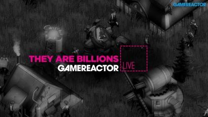 They Are Billions - Livestream Replay