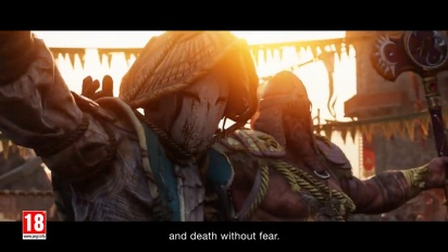 For Honor - The Warmonger Hero Trailer