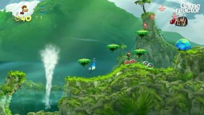 Rayman: Origins - De första 10 minuterna