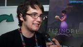 Elsinore - Vi pratar med Connor Fallon