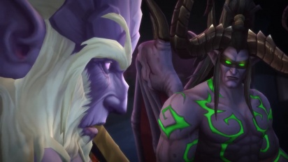 World of Warcraft: Legion - The Battle for Argus Begins
