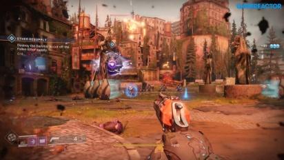 Destiny 2 - Vi utforskar European Dead Zone