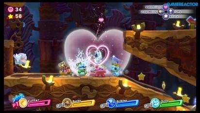Vi klämmer lite på Kirby Star Allies (3)