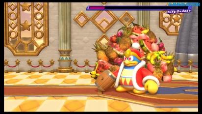 Vi klämmer lite på Kirby Star Allies (2)