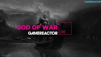 GRTV spelar God of War