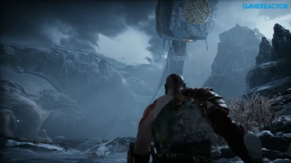 GRTV diskuterar nysläppta God of War