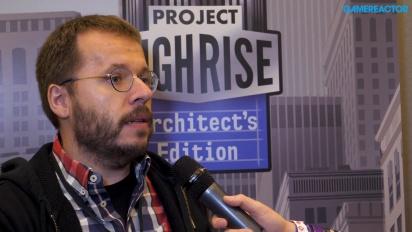 GRTV intervjuar studion bakom Project Highrise: Architect's Edition