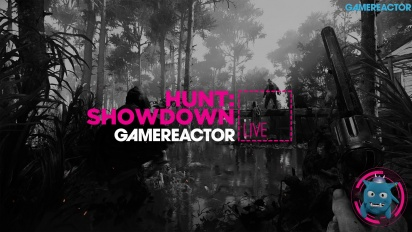 GRTV smakar lite på Cryteks Hunt: Showdown