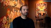 GRTV intervjuar utvecklarna bakom Gris